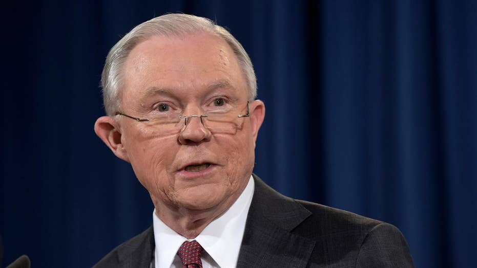 Attorney General Sessions recuses himself from Russia probes