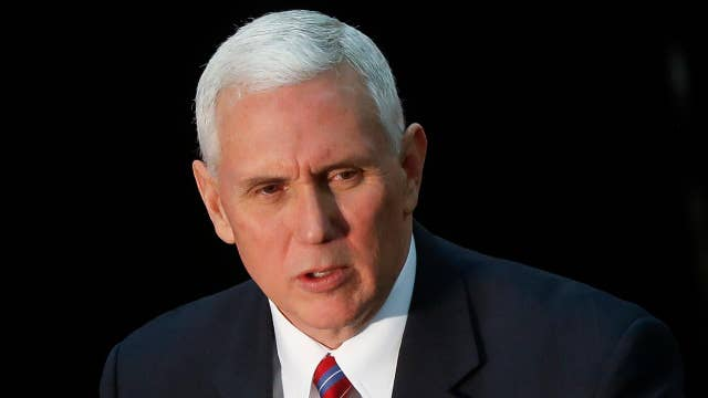 Report: Pence used private email for state business