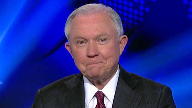 AG Sessions speaks out exclusively to Fox News