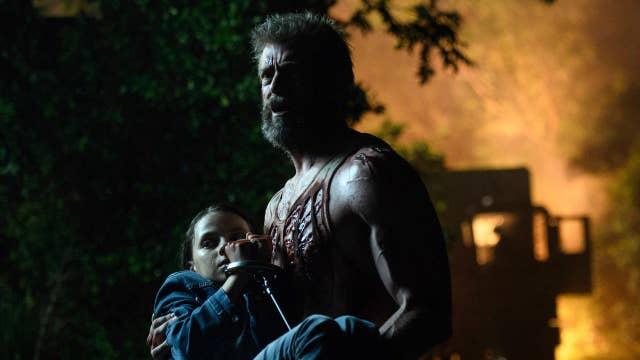 Hugh Jackman plays Wolverine one last time in 'Logan'