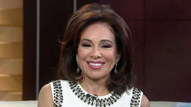 Judge Jeanine: Democrats will use anything to go after Trump