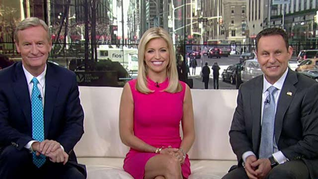 Ainsley Earhardt celebrates one year with 'Fox & Friends'