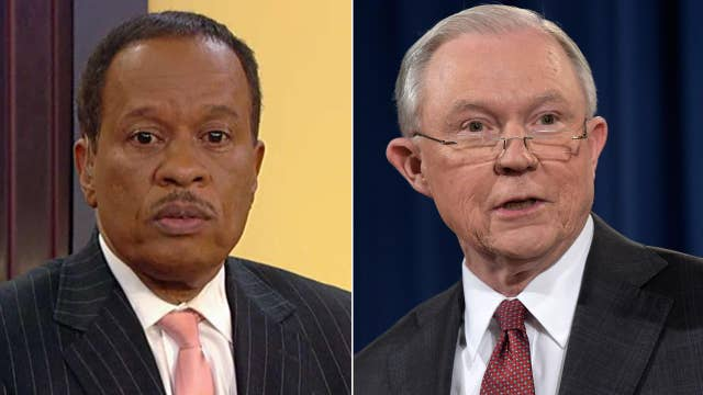 Williams on why Sessions recusal is not enough for some Dems