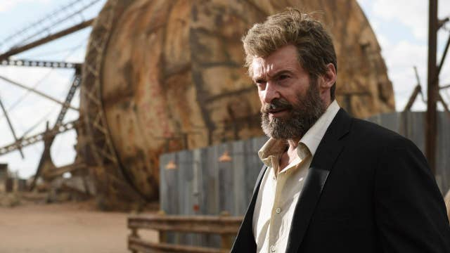 'Logan' claws its way to the top