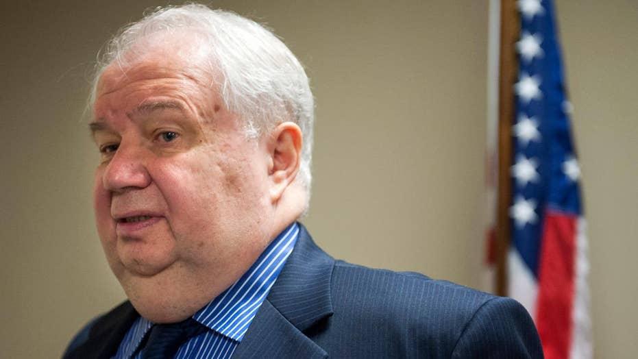Who is Russian Ambassador Sergey Kislyak?