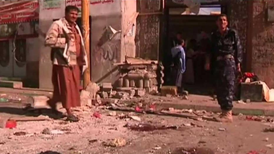 US continues to hammer Al Qaeda with airstrikes in Yemen