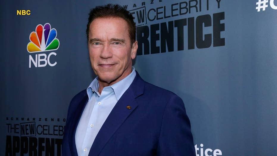 Arnold Schwarzenegger quits 'Celebrity Apprentice'