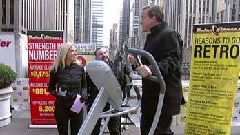 'Fox & Friends' hosts a fitness job fair