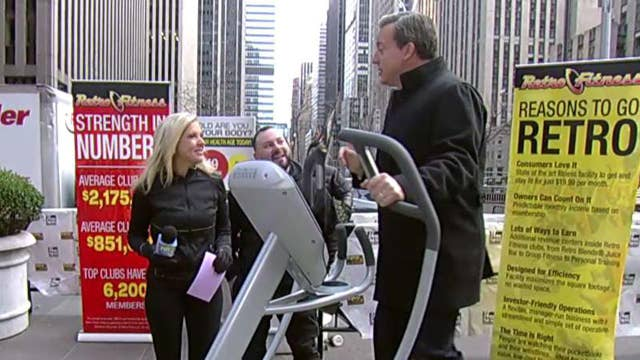 'Fox & Friends' hosts a fitness job fair