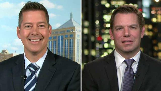 Congressmen debate Trump's wiretapping claim