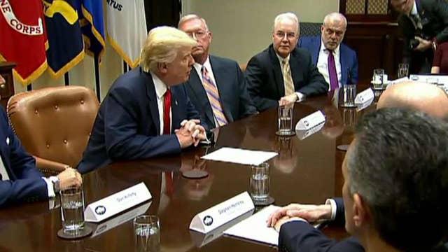 Will distractions sideline President Trump's agenda?