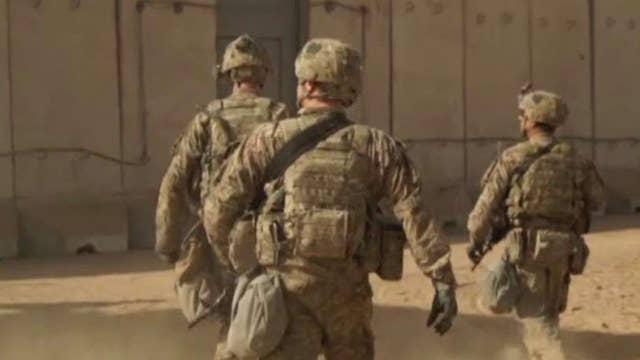 Trump proposes $54 billion increase in military spending