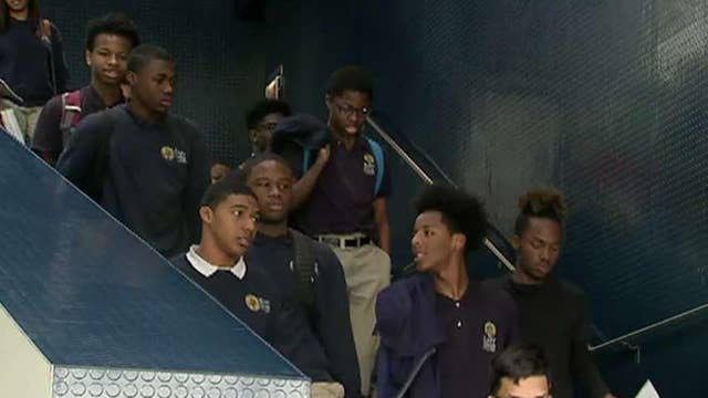 Beyond the Dream: Chicago students defy odds