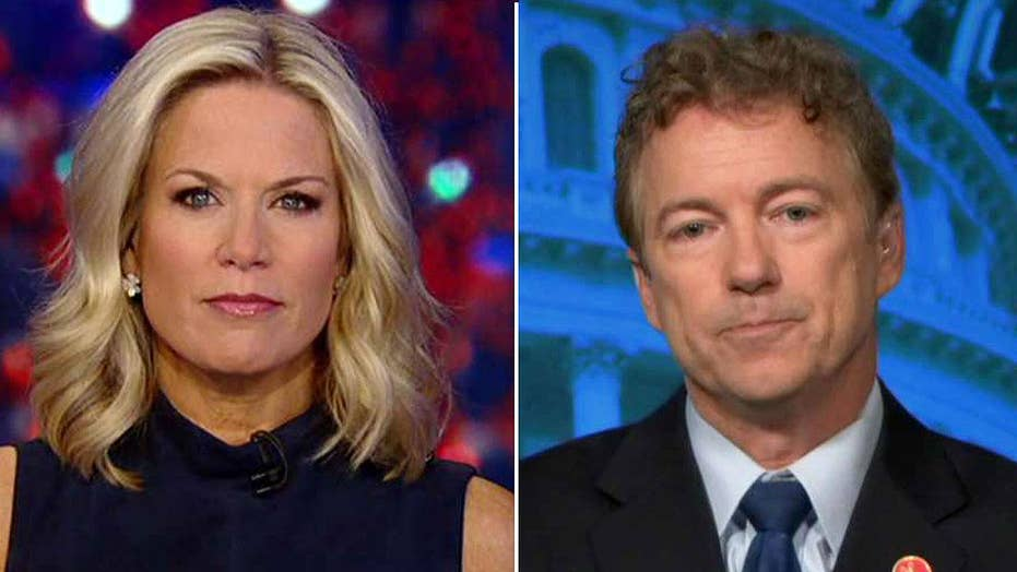 Rand Paul: House leadership's plan is 'ObamaCare lite'