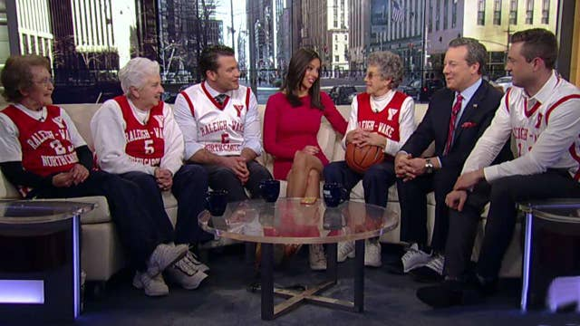 After the Show Show: Sporty seniors