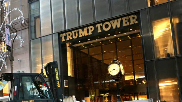 Eric Shawn reports: Was Trump Tower...wiretapped, and why?