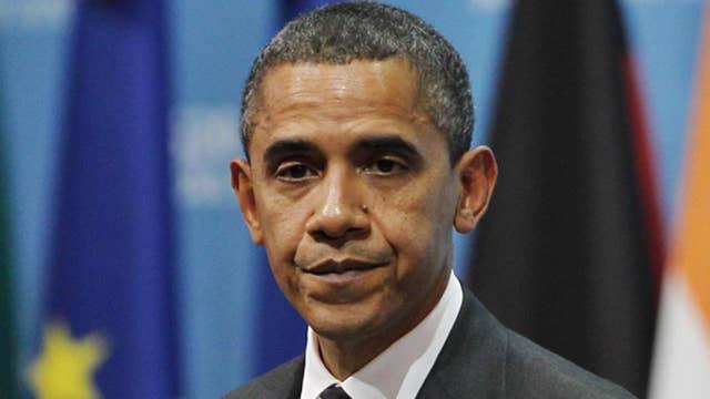 White House asks Congress to investigate Obama