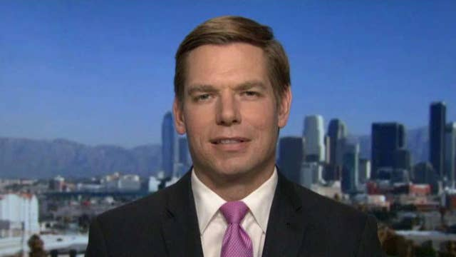 Swalwell: Trump makes reckless charges in effort to deflect