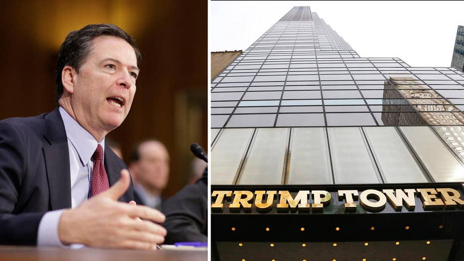 NY Times: FBI director asks DOJ to reject wiretapping claims