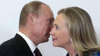 Peter Schweizer: Trump vs. Clintons' Russia ties (guess who always got a free pass)