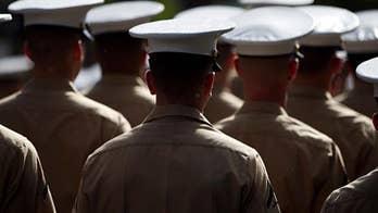 Aspiring Marine, 18, dies during initial strength test: report
