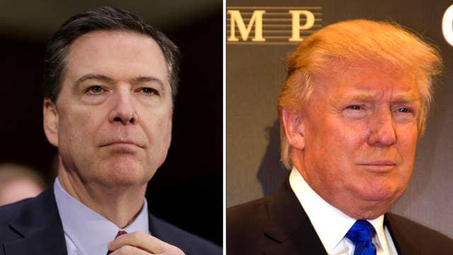 Eric Shawn reports: Comey vs. Pres. Trump