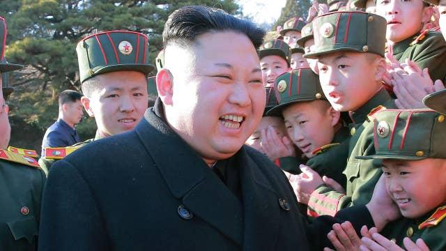 Seoul: North Korea fires 'Projectile'