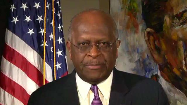 Herman Cain: Speculation just adds fuel to the frenzy