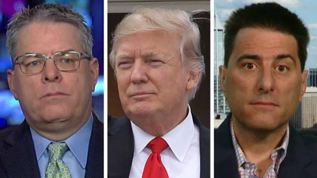 Woodhouse brothers debate Trump's wiretapping allegations