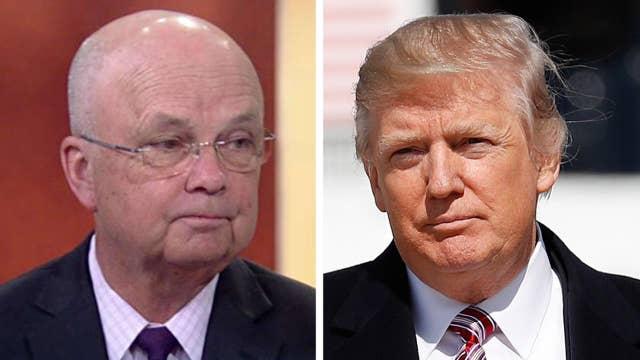 Gen. Hayden on Trump's wiretap claim: This is unprecedented