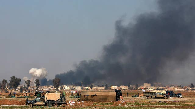 Growing concerns over ISIS using chemical weapons
