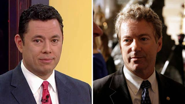Rep. Chaffetz's message to Sen. Paul: Focus on the Senate