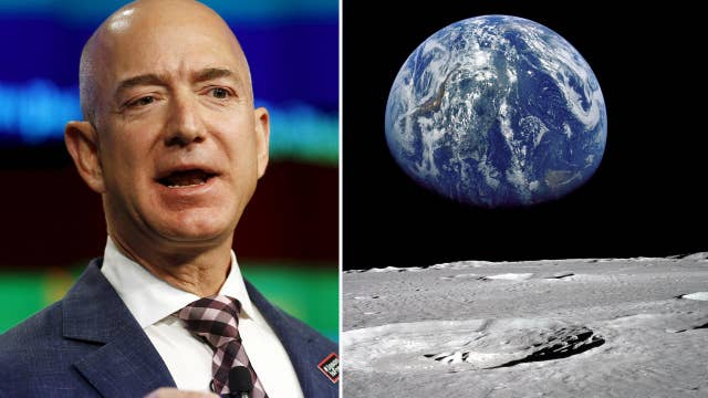 Amazon Space Prime? Bezos to launch delivery service to moon
