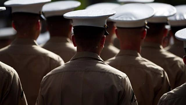 Marine Corps rocked by nude photo sharing scandal