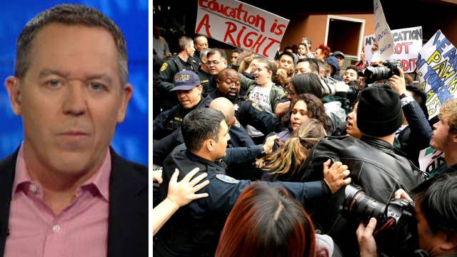 Gutfeld: Free speech still under attack on college campuses