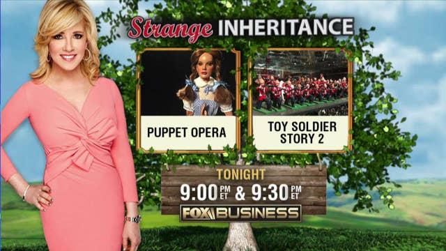 New episodes of 'Strange Inheritance' on FBN