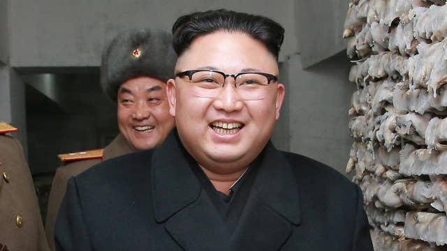 North Korea launches ballistic missiles into Sea of Japan