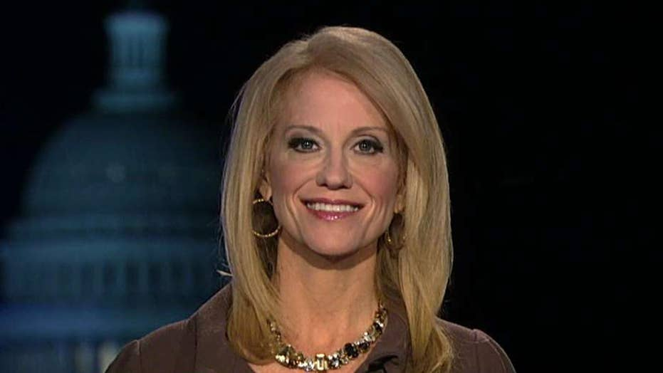 Kellyanne Conway on Trump's wiretapping accusations
