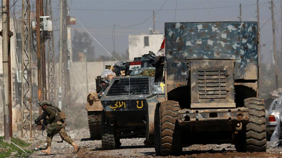 Political divisions in Iraq remain even after ISIS