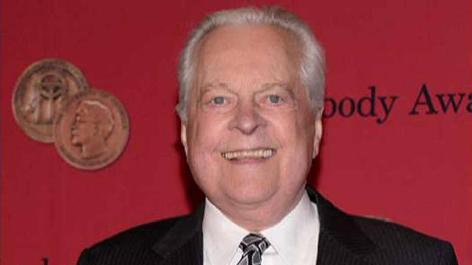 Film historian Robert Osborne dead at 84