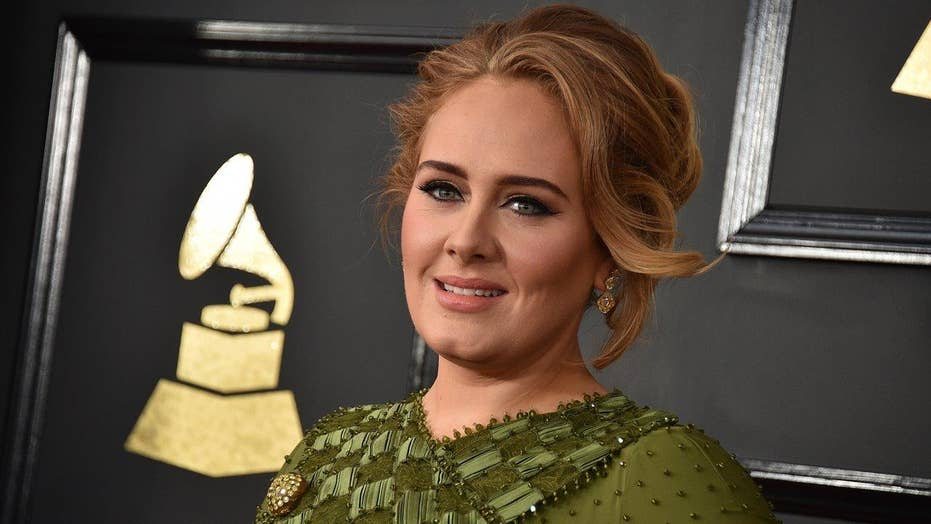 Adele finally admits she's married