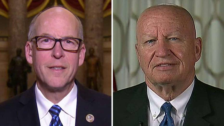 Reps. Brady, Walden detail the new ObamaCare legislation