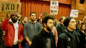 Students oppose Charles Murray lecture; 'The O'Reilly Factor' investigates