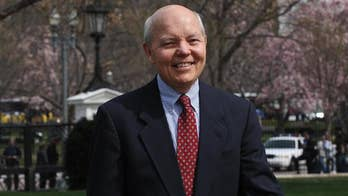 President Trump, restore the credibility of the IRS. Ask Commissioner Koskinen to resign. Now