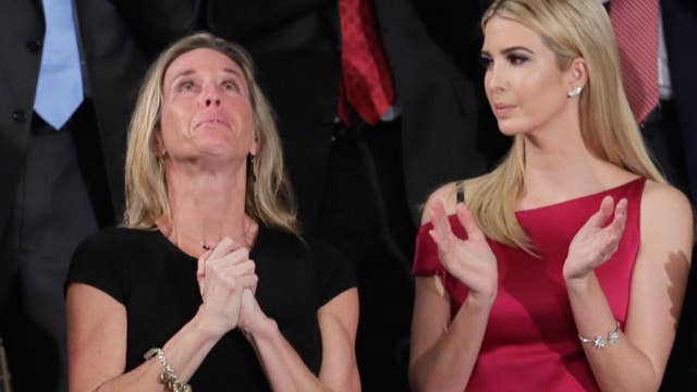Final proof that Dems didn't stand for Navy SEAL's widow?