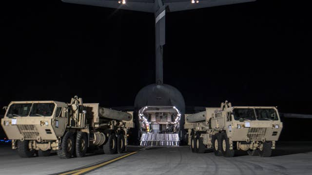 US begins shipping controversial defense system to S. Korea