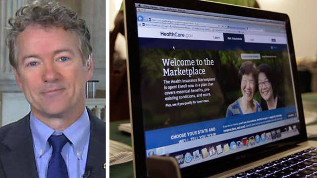 What Sen. Paul thinks of the new ObamaCare replacement plan