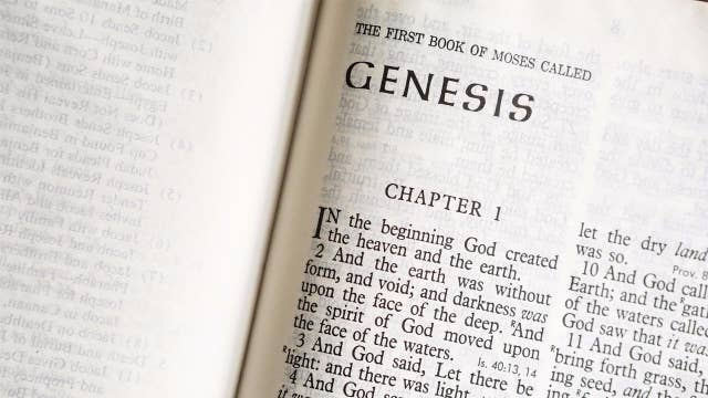 How does the world intersect with Genesis?