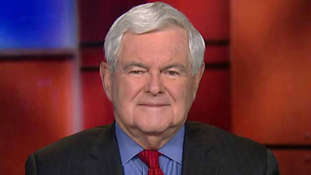 Gingrich: Why wouldn't Trump have deep suspicions in DC?