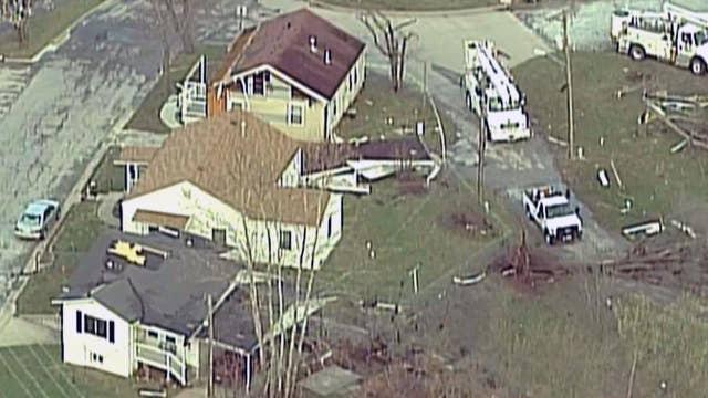 Severe storm system damages hundreds of homes in Missouri